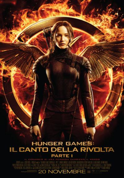 Hunger Games: Il canto della rivolta – Parte 1