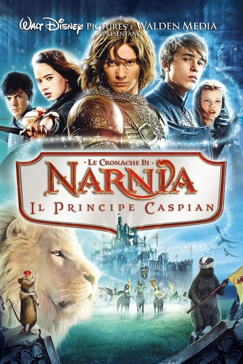 Le cronache di Narnia – Il principe Caspian