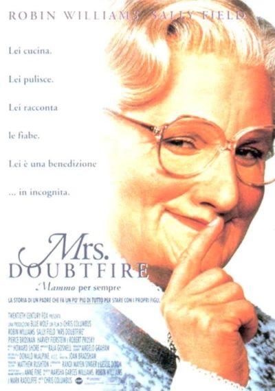 Mrs. Doubtfire – Mammo per sempre