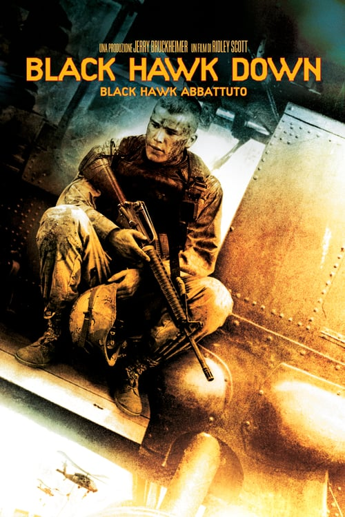 Black Hawk Down – Black Hawk abbattuto