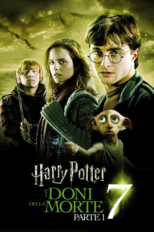 Harry Potter e i Doni della Morte – Parte 1
