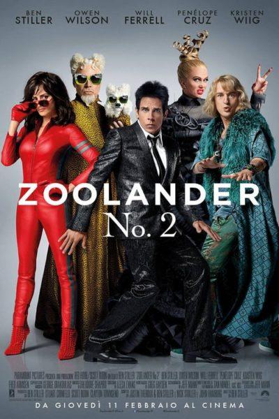 Zoolander No. 2