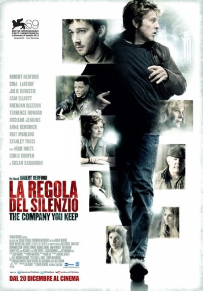 La regola del silenzio – The Company You Keep