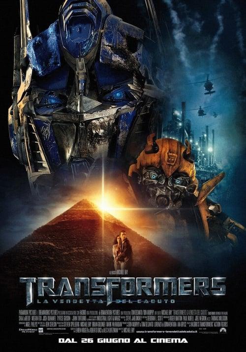 Transformers – La vendetta del caduto