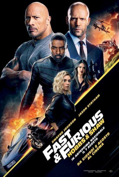 Fast & Furious – Hobbs & Shaw