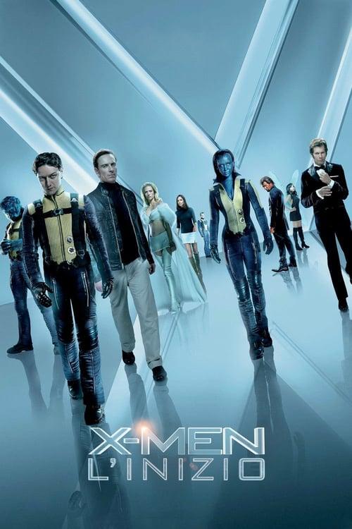 X-Men – L'inizio