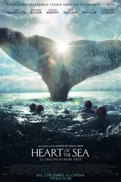 Heart of the Sea – Le origini di Moby Dick
