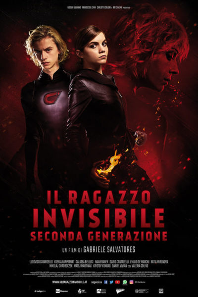 Il ragazzo invisibile: seconda generazione