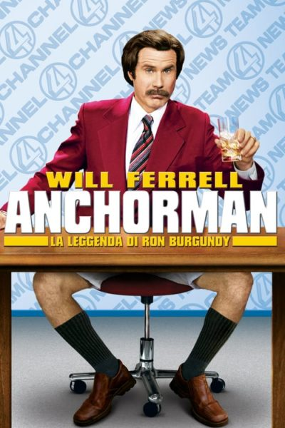 Anchorman – La leggenda di Ron Burgundy