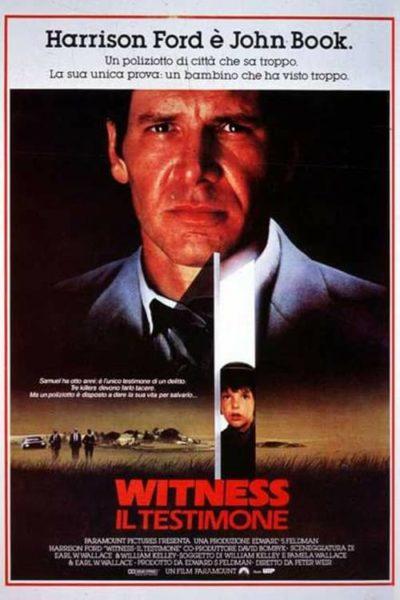 Witness – Il testimone
