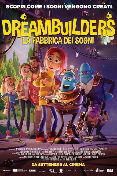 Dreambuilders – La fabbrica dei sogni